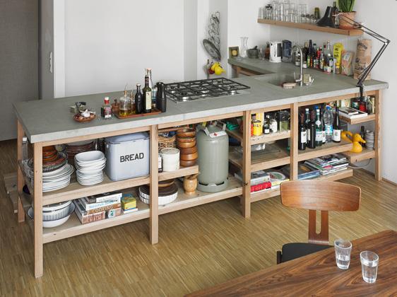 Stunning Unterschrank Küche Selber Bauen Images - House Design